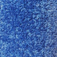 Eton Flash Blue Carpet Remnant [4m x 3.35m] 33% OFF